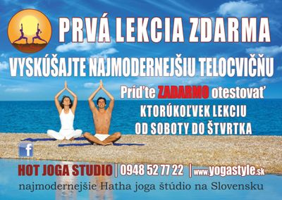 d3d90e7e6 YogaStyle Studio Nitra - Joga - Cvičte.sk