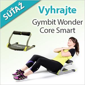 v sledky s a e vyhraj fitness pom cku gymbit wonder core. Black Bedroom Furniture Sets. Home Design Ideas