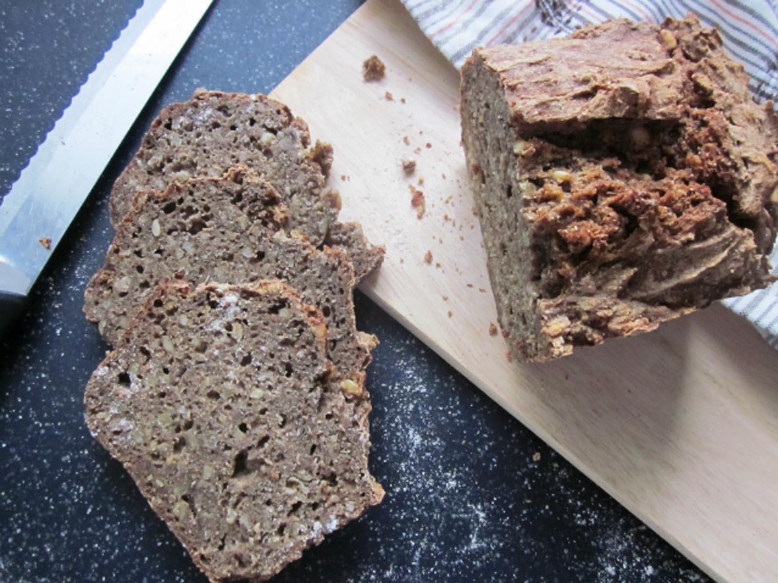 Jednoduchy domaci chlieb
